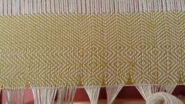 Goose Eye Table Cloth