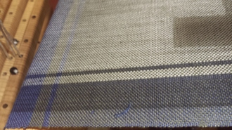 Elizabeth's Basket Weave Bread Cloth