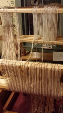 Elizabeth's new Dishtowel Warp