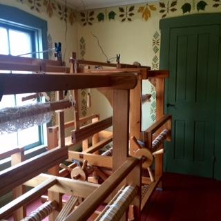 Our Beautiful Loom Room